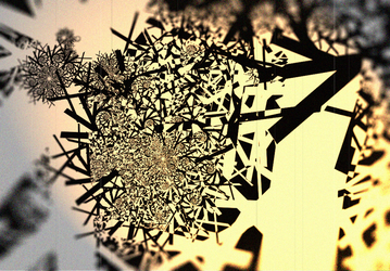 Filtered fractal: Soft lighting by watarius