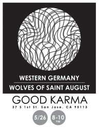 Wolves Show poster by neworlder