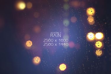 Rain by ASIAONLY