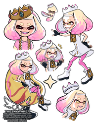 Pearl Study (8 11 2018) by theskywaker