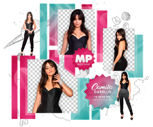 PACK PNG 1122| CAMILA CABELLO. by MAGIC-PNGS