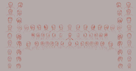 References, they do a body good: Heads by Spork-