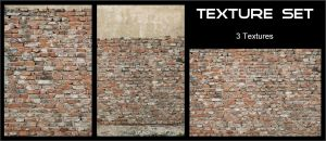 Texture Set - Brick by AGF81