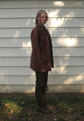 Before The Hunt - Katniss Preview by Verdaera