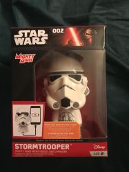 Christmas Haul 2017 - Mighty-Mini Storm Trooper by Linkzilla