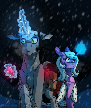 Quest in the Frozen North by InuHoshi-to-DarkPen