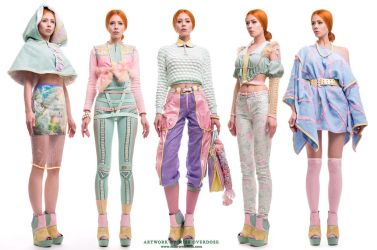 Pastel collection by Ophelia-Overdose