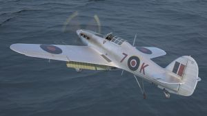 Sea Hurricane by itifonhom