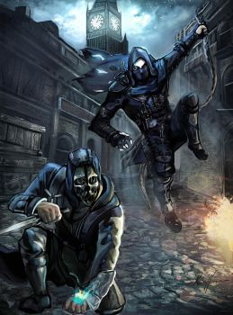 Dishonored Thief by superhermit