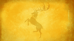 Game of Thrones - House Baratheon Wallpaper 1080p by Titch-IX