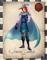 PP - Armand Sauvain by glorycolor