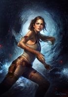 Tomb Raider by Charlie-Bowater