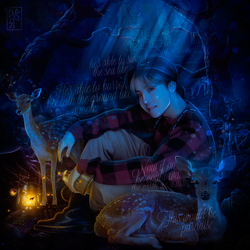 J-Hope / Magical forest 2.0 by byDurst