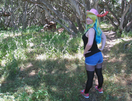 Lucoa Cosplay 2 by Teddybear-93