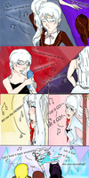 Weiss let it go. by Kataclysm17