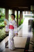 Sandy in Yukata5 by paten