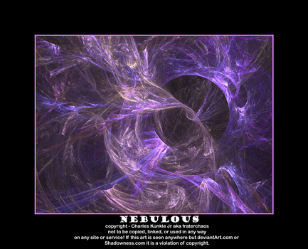 nebulous by fraterchaos