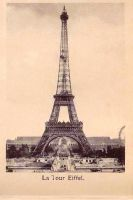Vintage Europe - A Parisian Icon by Yesterdays-Paper