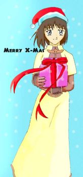 Acolyte Christmas by aeris5001