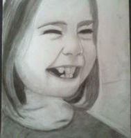 2013 drawing - happy kiddo XD by nielopena