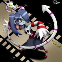 Squigly Skullgirls by paulpeopless