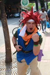 Crono Cosplay 3 by Flamesofmercy