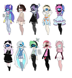 [SALE] ||OPEN|| Solaxxy adopts by drasighoul