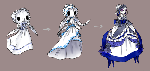 Hakiby, Parlace, and Bonabelle by Kairibloodheart