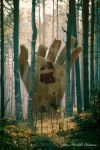 Hand of Forest by Jatra