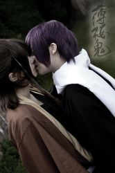 Hakuouki - Kiss of Death by YinYang-Cosplay