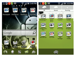 My Android Theme 2012 Screenshot by carnine9