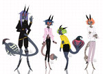 Biccu adoptables auction [OPEN] by lOsal