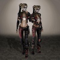 Injustice Harley Quinn Insurgency by ArmachamCorp