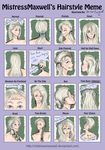 Fa-fa-fabulous! [ HP: Hairstyle Meme // Lucius ] by oh-no-Castiel