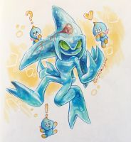 Guardian of the Chao by lightningstar1389