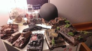 Panzers of the 3rd Reich by buster126