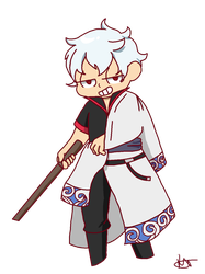 Gintoki by tulip5366