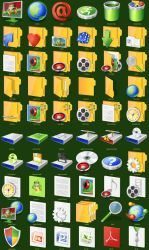 Tree Frog Icon Packager by treetog