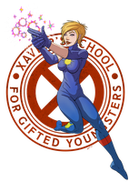 Dazzler by Juggertha