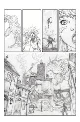 All-New X-Men Sample Page 5 by Hominids