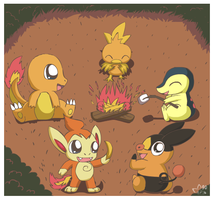 Pokemon Bonfire
