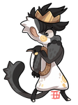 Tuxie by CylaDavenport