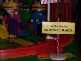 Welcome to McDonaldland by MisterBill82