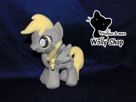Filly Derpy!!! by Vegeto-UchihaPortgas