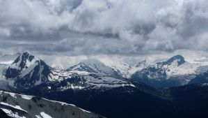 Whistler-Blackcomb by kureejiilea