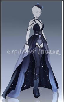 (CLOSED) Adopt Auction - Outfit 39 by cathrine6mirror