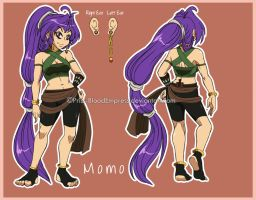 BeyMF::. Momo - Casual Outfit Concept by Priss-BloodEmpress