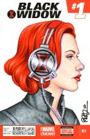 Beats By Natasha by scottblairart