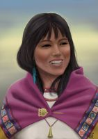The Inca`s daughter by dofreal