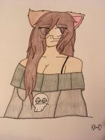 New Art Style (?)  by ShadAmyfangirl129